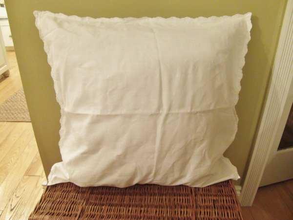 European Pillow Shams