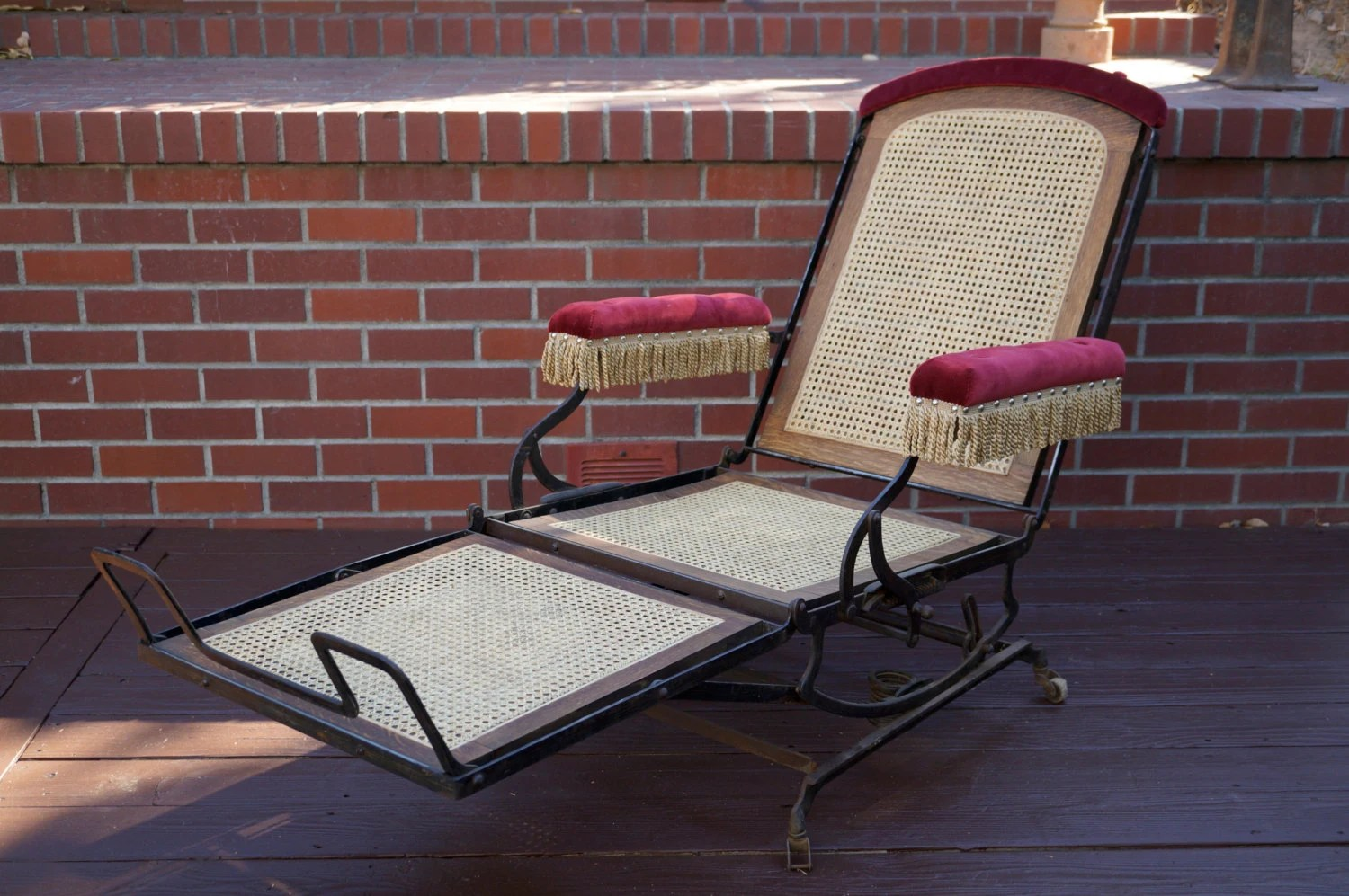 Cigar Lounge Chairs Patented Marks Chair Style Antique Cigar By
