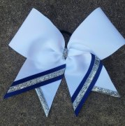 items similar cheer bow custom