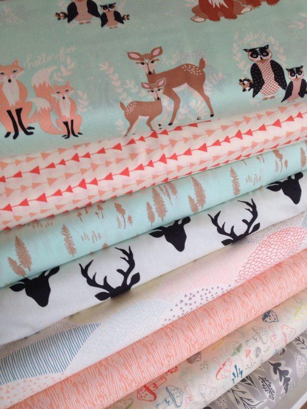 Bear Fabric Bundle Bonnie Christine Fabricshoppe