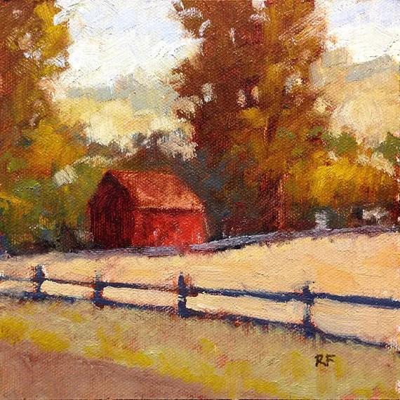 red barn pasture original
