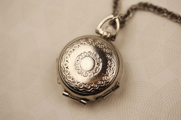 Multiple 4 Locket Necklace Coro