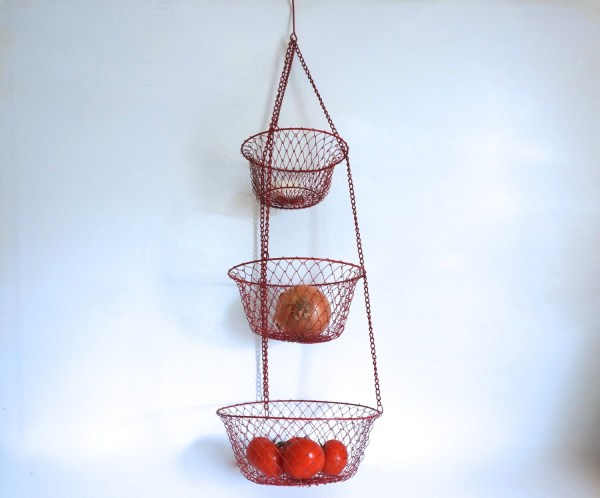 3 Tier Hanging Fruit Basket