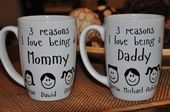 Download Items similar to Three Reasons I Love Being a Mommy ...