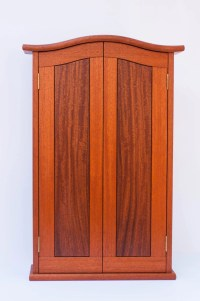 Mid Century Modern Hallway Cabinet Entry Cabinet or Bathroom