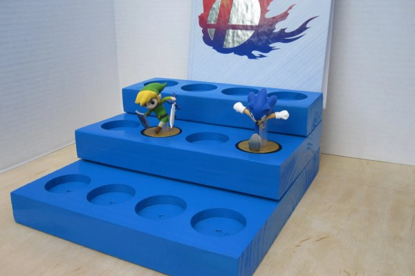 Amiibo Display Stand Medium