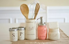 28 Most Popular Mason Jars Kitchen That Make A Statement