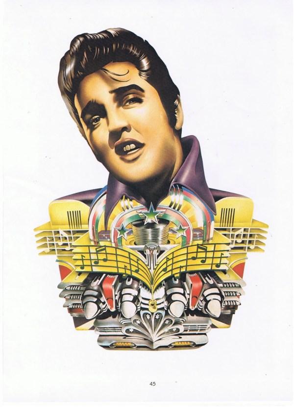 Airbrush Artwork 1980s
