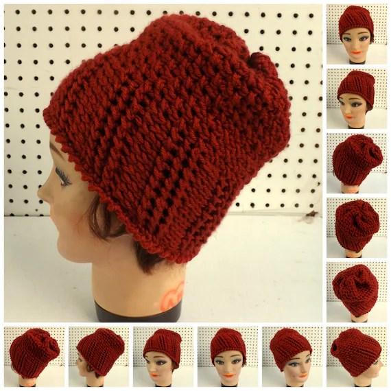 Easy Crochet Pattern Hat For Women Womens Crochet Hat Pattern