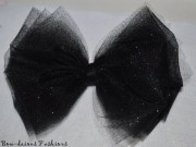 custom -tulle bows-big hair
