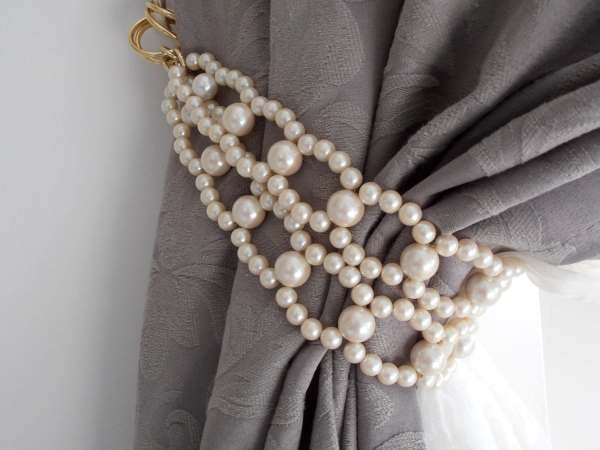 Curtain Tie Back Holders