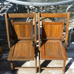 Wooden Kids Chairs Velvet Lounge Chair With Ottoman 2 Antique Childrens Fold Up Great Patina