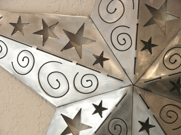 0d115e5cf9 Texas Star Metal Wall Art - Year of Clean Water