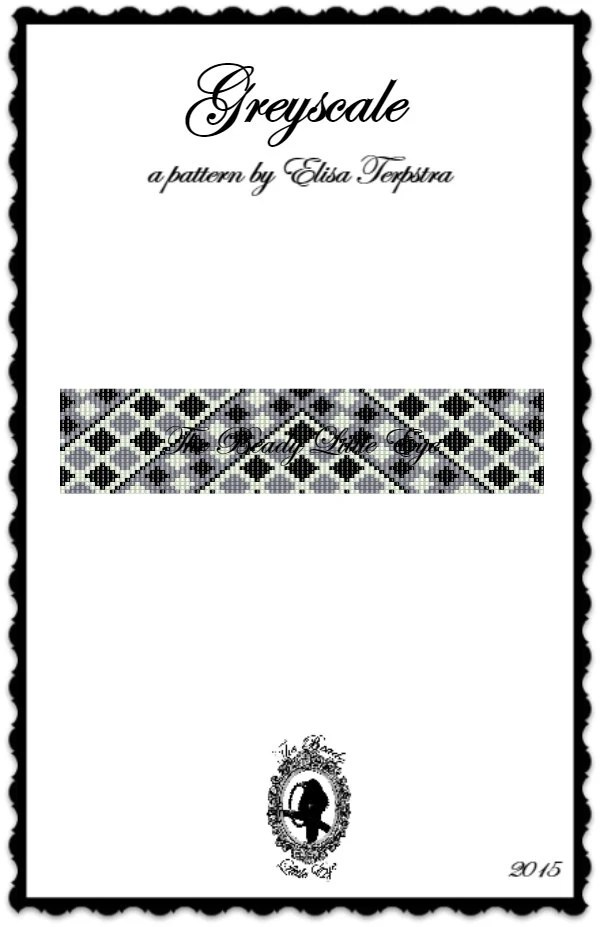 Bead Loom Patterns Beading Patterns Loom by TheBeadyLittleEye