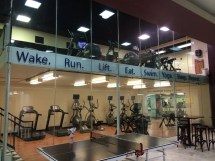 Gym Wall Decal Ideas