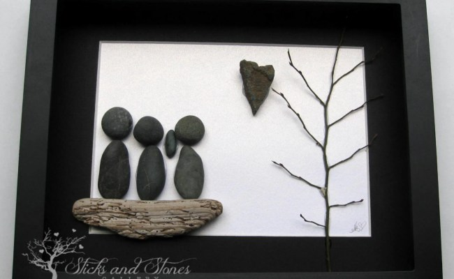 Handmade Gifts Unique Gift For Friends By Sticksnstone On Etsy