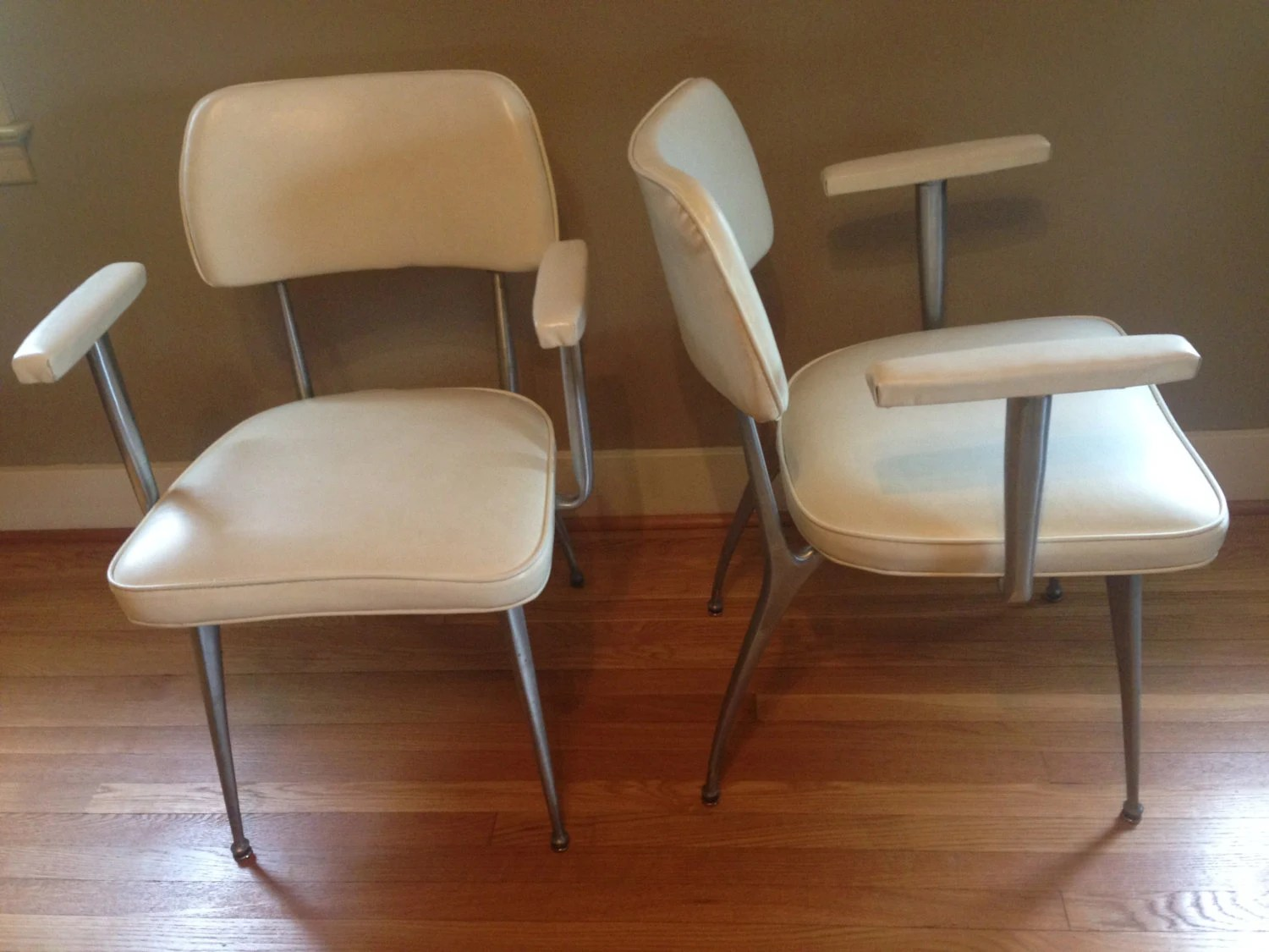 shelby williams chairs wedding chair rentals cheap reserved reduced two mid century gazelle