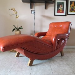 Vintage Electric Chair What Is A Chairperson Mid Century Modern Contour Lounge Reclining Massage