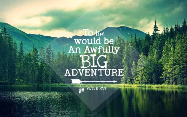 Disney Quotes Peter Pan Wallpapers Quotesgram Year Of