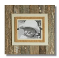 Reclaimed Wood Picture Frame / 8 x 10 picture by ...