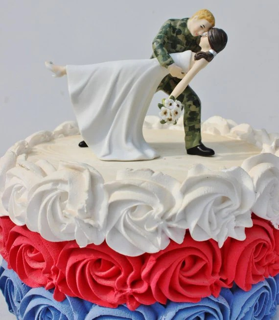 Items Similar To Military US Army Camo Soldier Wedding