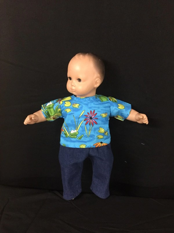 Doll Clothes Bitty Baby Twin