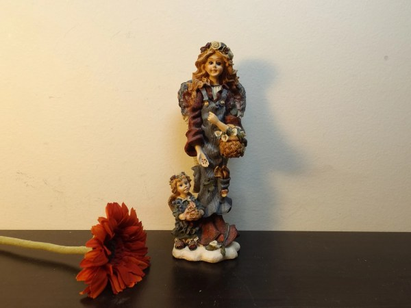 Gardening Angel. Boyds Bears & Friends Folkstone