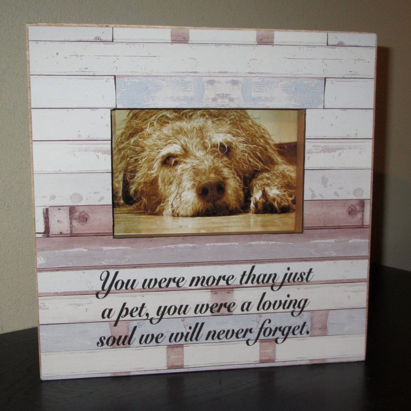 Picture Frames For Pets In Memory Of | Framess.co