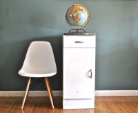 Mid Century Medical Cabinet Industrial Cabinet