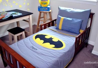 602532/superhero Toddler Bedding