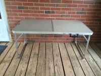 RESERVED FOR SCOTT Vintage Coleman Folding Picnic by ...