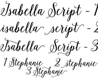 Popular items for lettering letters on Etsy
