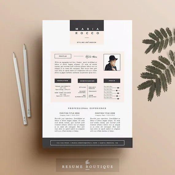 portfolio cv designer