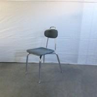 School Desk ChairStudent ChairVintageMolded PlasticBuffet