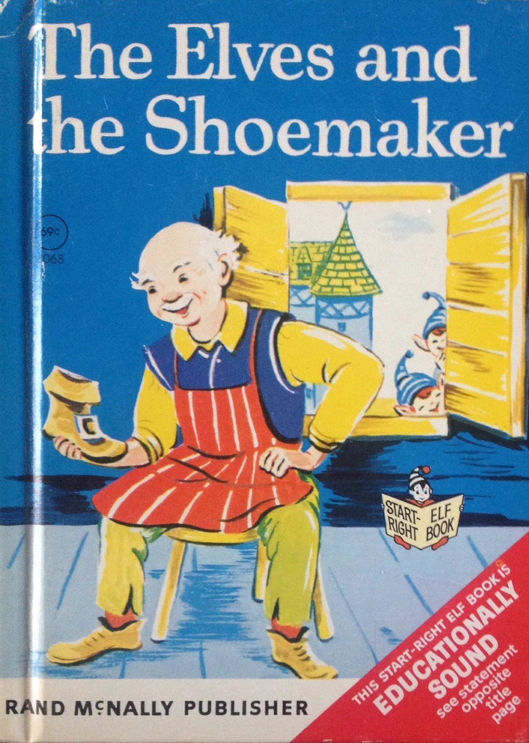 The Elves And The Shoemaker By Lonestarblonon Etsy