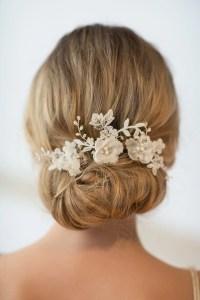 Wedding Hair Pins Bridal Hair Pins Flower Wedding Hair Pins