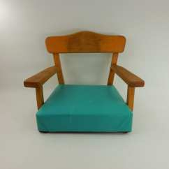 Children S Chair Seat Anywhere Slipcover Etsy 1950s Table Hite Toddler Child Booster Blonde
