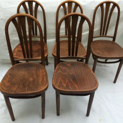 Vintage Bentwood Chairs Revolving Chair In Lucknow Dining Room Set Of 5