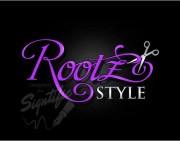 hair salon logo premade business