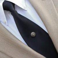 Mens Tie Pin Mens Bronze Tie Tack Antique Bronze Tie Pin