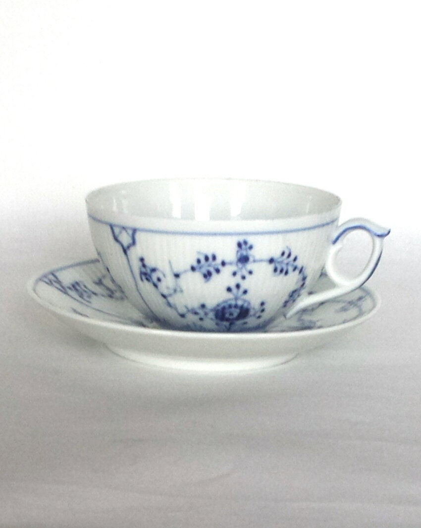 Magnificent Royal Copenhagen large blue fluted tea cup and  : ilfullxfull754981160a7we from hautejuice.wordpress.com size 850 x 1066 jpeg 69kB