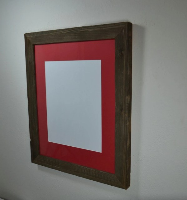 16 X 16 Picture Frame with Mat
