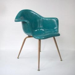 Chromcraft Chairs Vintage Container Store Office Chair Fiberglass Shell Mid Century Modern