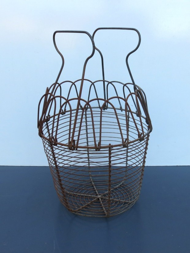 Wire Easter Baskets - Home Design Ideas