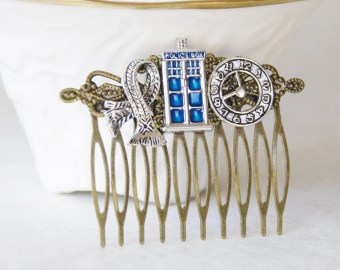 doctor who jewelry etsy