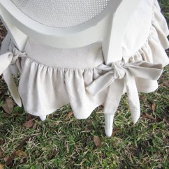 Ruffle Chair Sashes Unique Chairs Design Ruffled Cover
