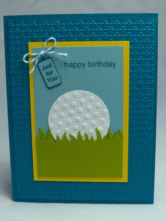 Stampin Up Handmade Greeting Card Happy By DawnsGreetingCards