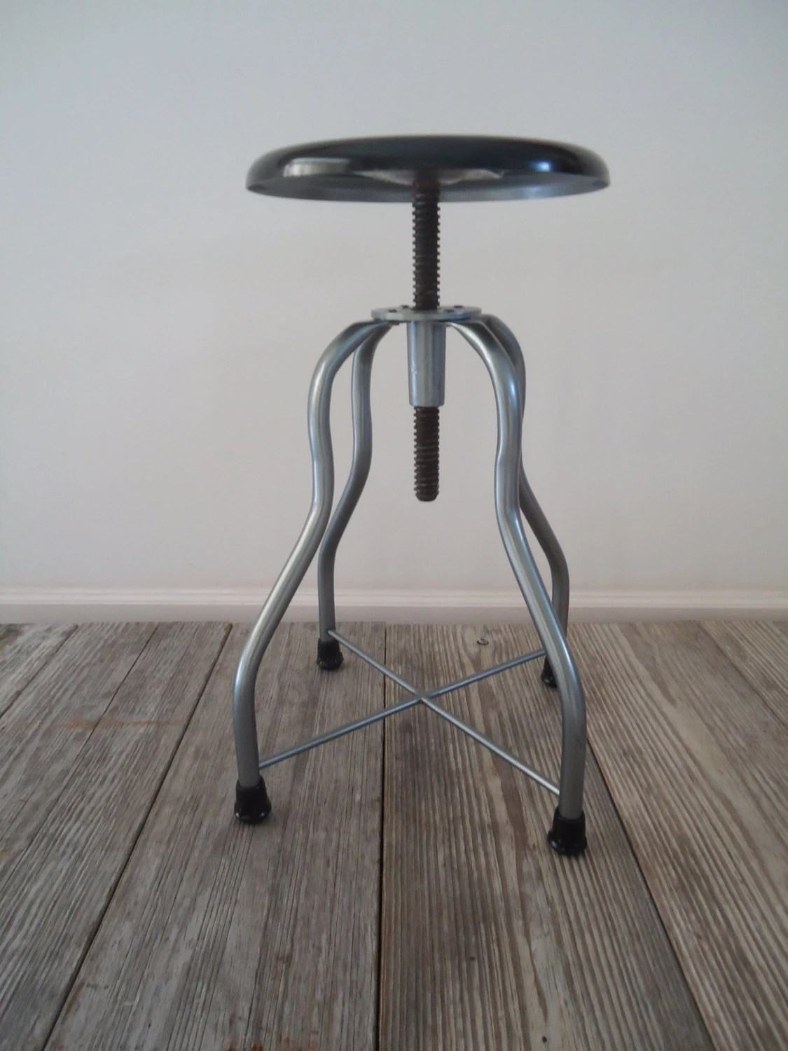 seng chicago chair office support cushion mid century modern adjustable swivel stool of mcm