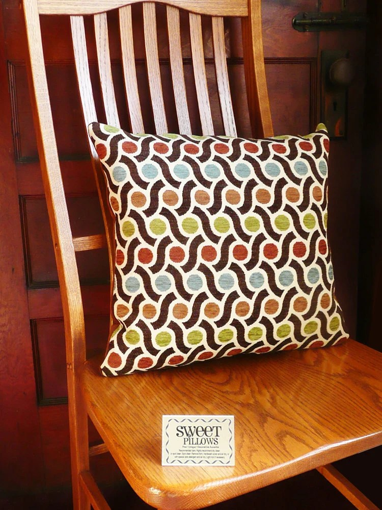 Rust color pillows  Etsy