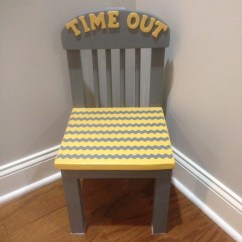 Kids Time Out Chair Seat Webbing Straps With Timer